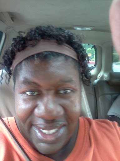 My Twist Out From a Week ago.   Scorpio Mom Transitioning